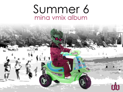 VJ Mina Album Summer 6