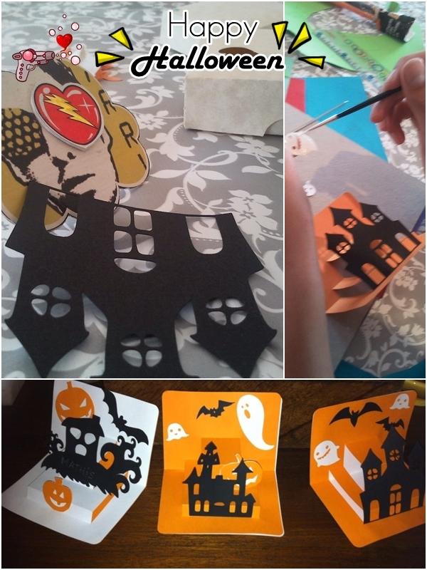 Happy Halloween Cards