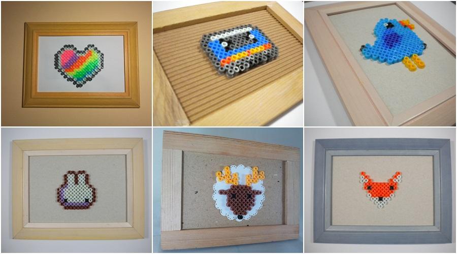 minkypop-pixel-frames